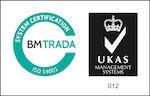 ISO URS 14001 Logo
