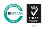 ISO URS 9001 Logo