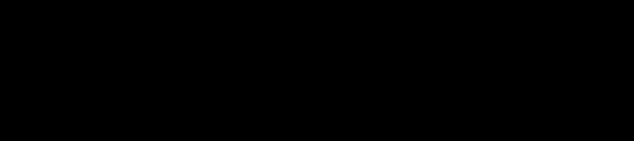 Klarna logo black