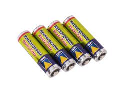 18519 4 AA NiMH batteries
