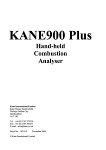 KANE900