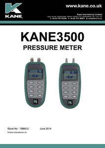 KANE3500 English - UK