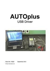 AUTOplus USB Driver