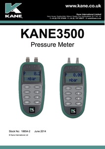 KANE3500 English - Rest of the World