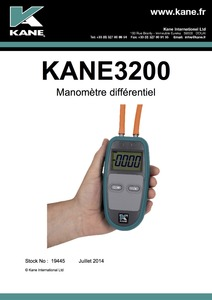 KANE3200 French Version