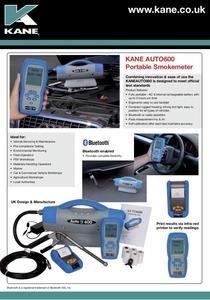 AUTO600 Datasheet