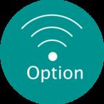 S icon wireless option