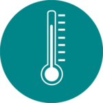 S icon thermometers