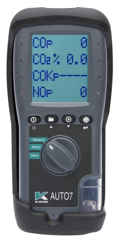 2/3 Gas Analyser