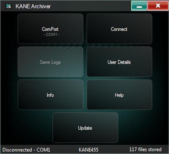 Kane archiver