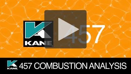 3 - KANE457 Combustion Analysis