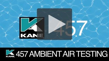 5- KANE457 Ambient Air Testing